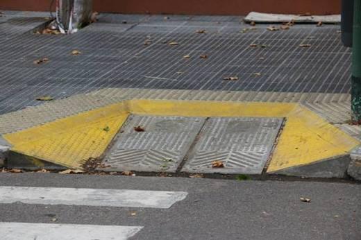 Accesibilidad y libre tránsito de personas con discapacidad en Boulogne