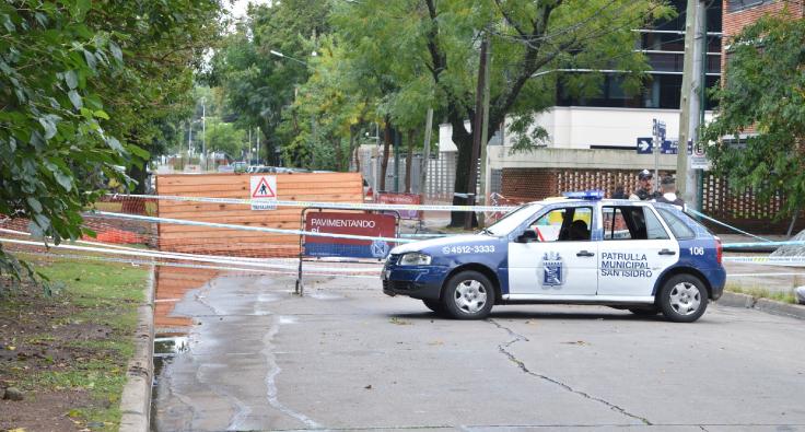 Reforzar el patrullaje en calles principales de Villa Adelina (2018)