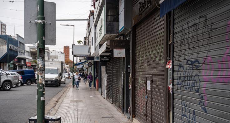 Reactivación económica en San Isidro