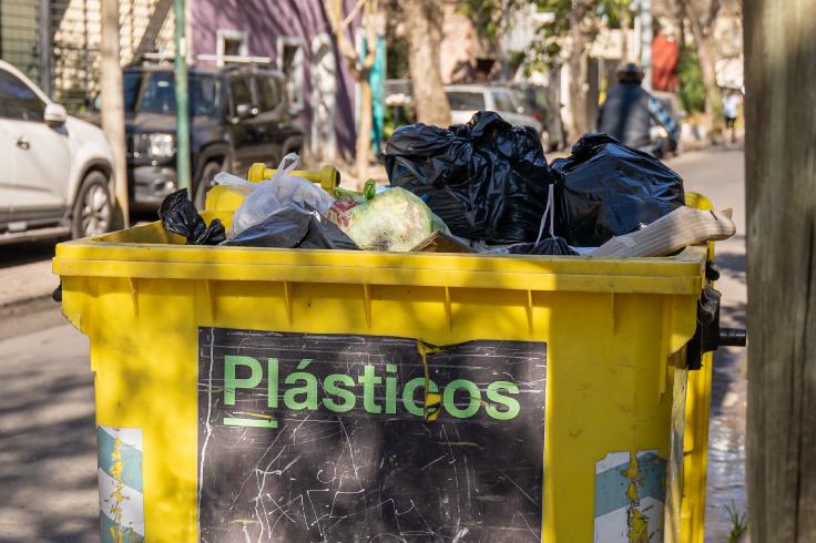 Limitemos los plásticos de un solo uso
