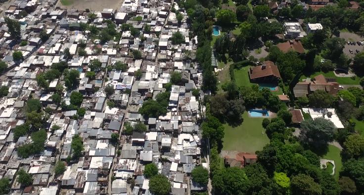 Urbanización de TODOS los barrios de San Isidro